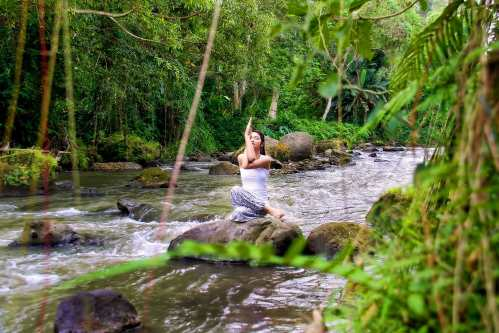 bali yoga meditation retreat