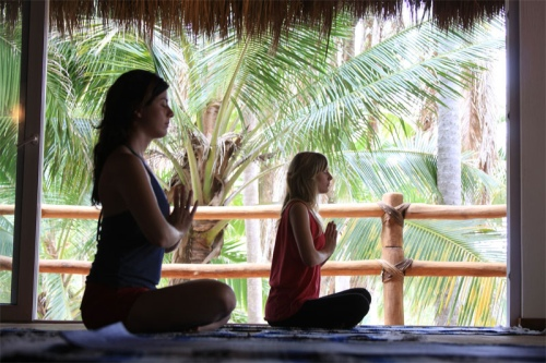 bali yoga retreats in Ubud
